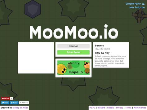 MooMoo.io (Official) ScreenShot3