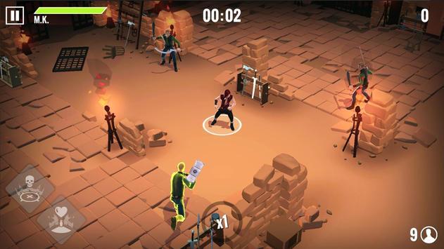 Into the Badlands Blade Battle  Action RPG ScreenShot3