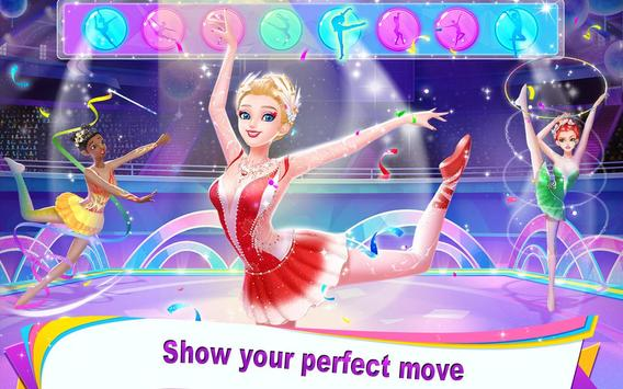Gymnastics Queen  Go for the Olympic Champion! ScreenShot3