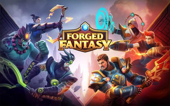Forged Fantasy ScreenShot3