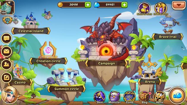 Idle Heroes ScreenShot3