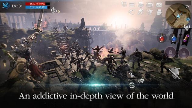 Lineage2 Revolution ScreenShot3
