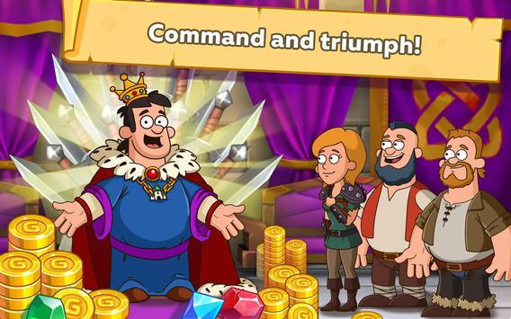 Hustle Castle: Fantasy Kingdom ScreenShot3