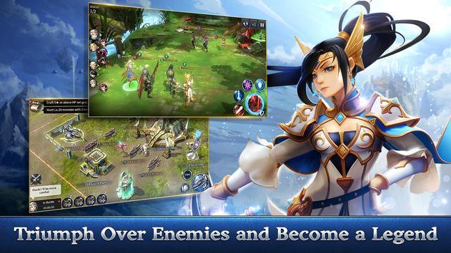 The War of Genesis: Battle of Antaria ScreenShot3
