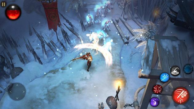 Blade Bound: Hack and Slash of Darkness Action RPG ScreenShot3
