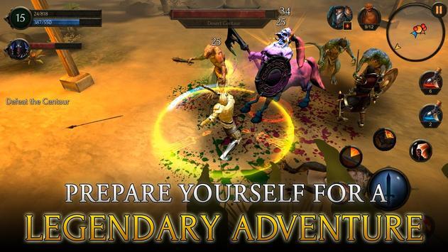Arcane Quest Legends  Offline RPG ScreenShot3