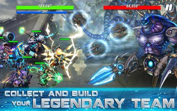 Heroes Infinity: Blade and night Online Offline RPG ScreenShot3