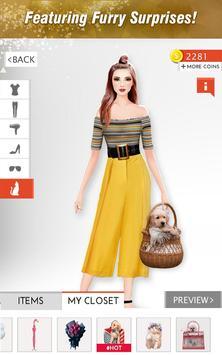 International Fashion Stylist: Model Design Studio ScreenShot3