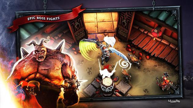 SoulCraft  Action RPG (free) ScreenShot3