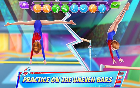 Gymnastics Superstar  Spin your way to gold! ScreenShot3