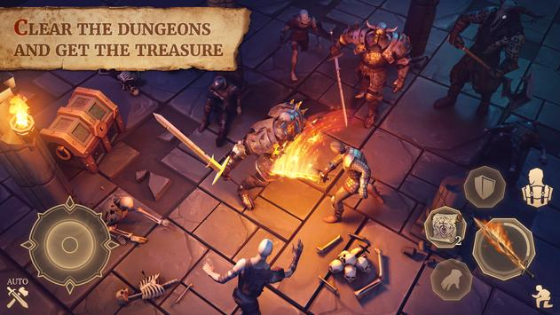 Grim Soul: Dark Fantasy Survival ScreenShot3