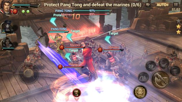 Dynasty Warriors: Unleashed ScreenShot3