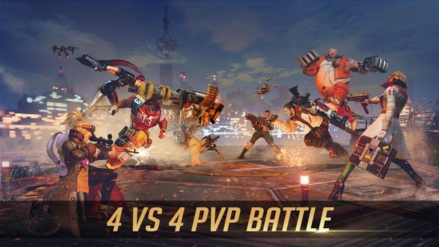 M.A.D 8 : Heroes Battle ScreenShot3