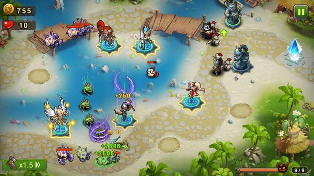 Magic Rush: Heroes ScreenShot3