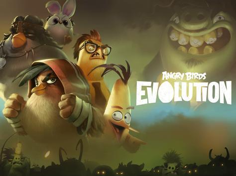 Angry Birds Evolution ScreenShot3