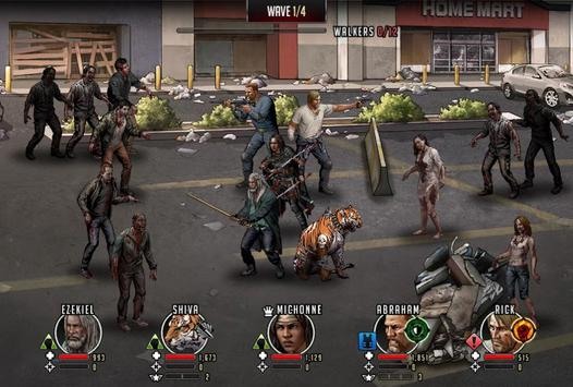 The Walking Dead: Road to Survival ScreenShot3