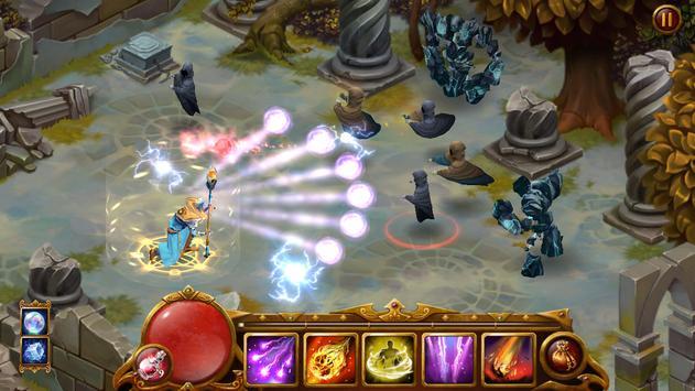 Guild of Heroes  fantasy RPG ScreenShot3