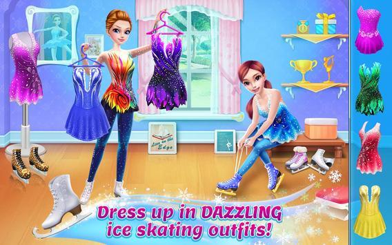 Ice Skating Ballerina  Dance Challenge Arena ScreenShot3
