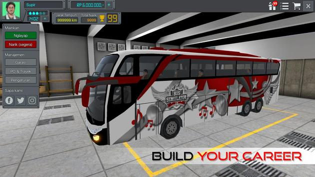 Bus Simulator Indonesia ScreenShot3