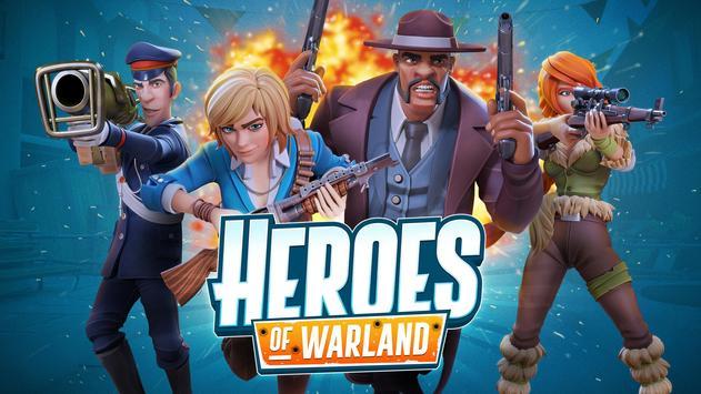 Heroes of Warland  Online Shooter ScreenShot3
