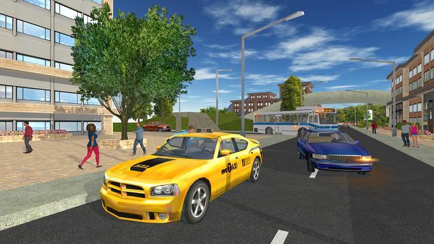 Taxi Game 2 ScreenShot3