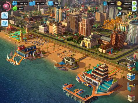 SimCity BuildIt ScreenShot3