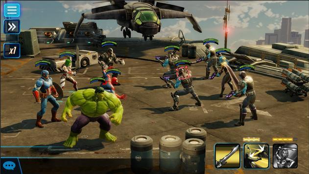 MARVEL Strike Force ScreenShot3