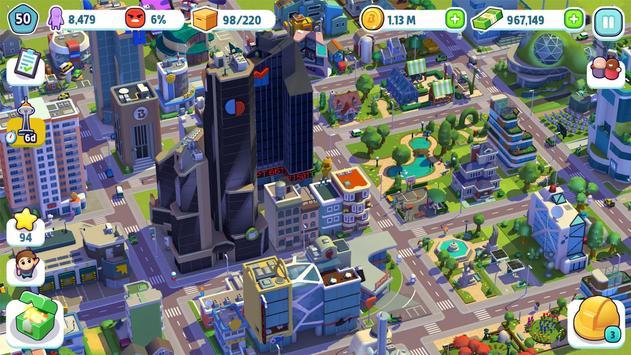 City Mania: Town Building Game ScreenShot3