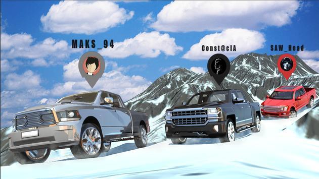 Offroad Pickup Truck Simulator ScreenShot3