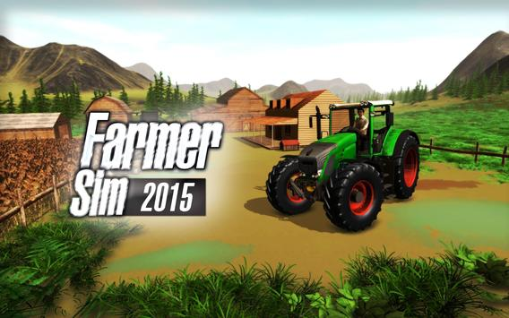 Farmer Sim 2015 ScreenShot3