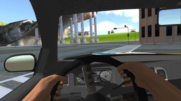 Police Car Drift Simulator ScreenShot3