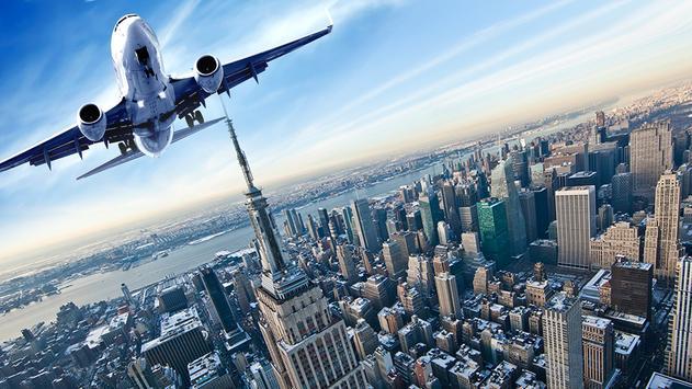 Airplane Real Flight Simulator 2019: Pro Pilot 3D ScreenShot3