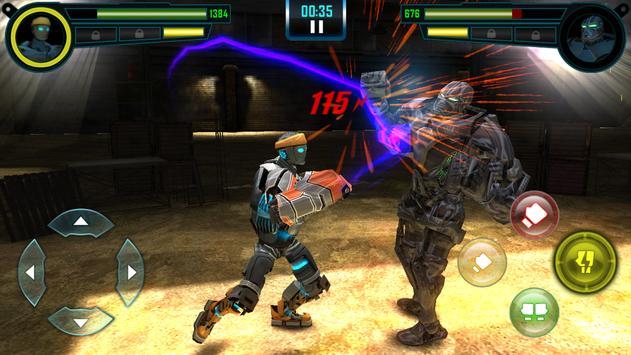 Real Steel World Robot Boxing ScreenShot3