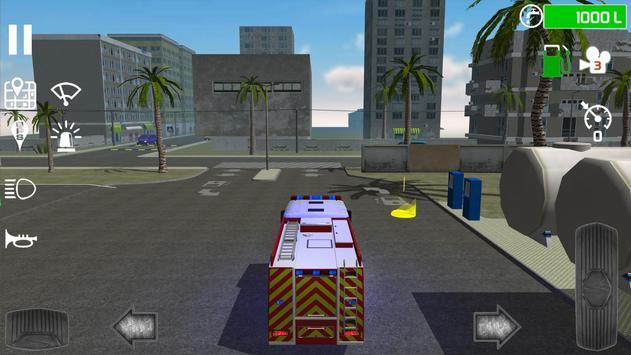 Fire Engine Simulator ScreenShot3