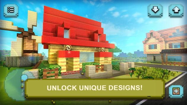 Builder Craft: House Building and Exploration ScreenShot3