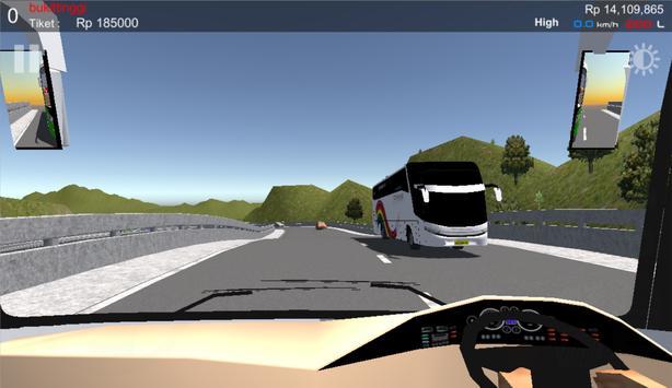 IDBS Simulator Bus Lintas Sumatera ScreenShot3
