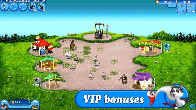 Farm Frenzy Free: Time management game ScreenShot3