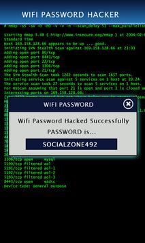 WiFi Password Hacker(Prank) ScreenShot3
