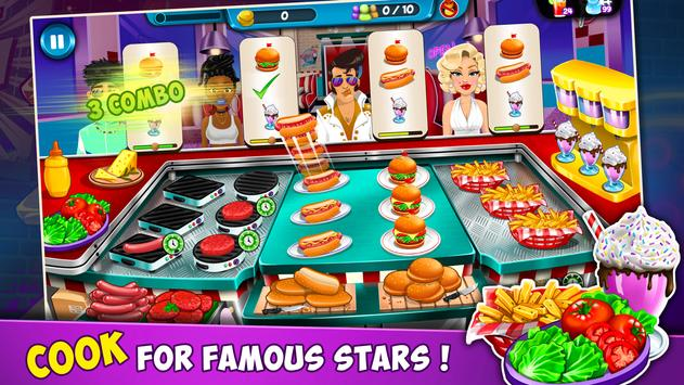 Tasty Chef  Cooking Games 2019 in a Crazy itchen ScreenShot3