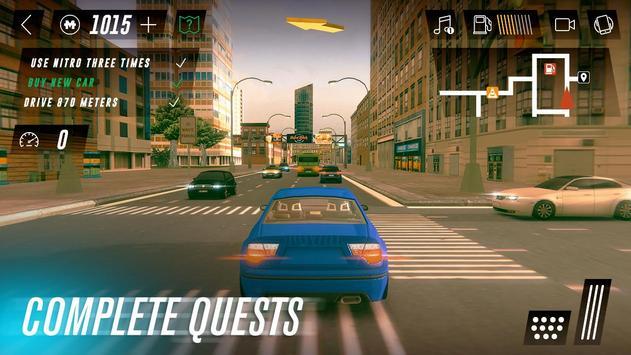 Driving Car Simulator ScreenShot3