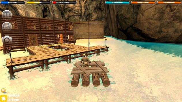 Survival Forest : Survivor Home Builder ScreenShot3