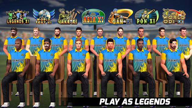 World Cricket Battle  Multiplayer and My Career ScreenShot3