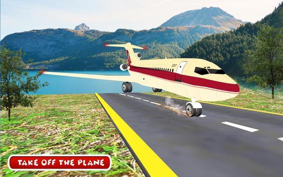 Aeroplane Games: City Pilot Flight ScreenShot3