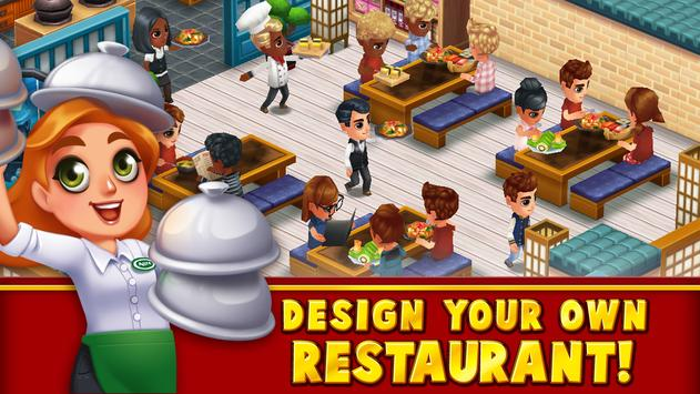 Food Street  Restaurant Management and Food Game ScreenShot3