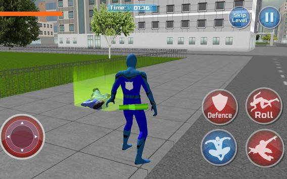 Spider Boy San Andreas Crime City ScreenShot3
