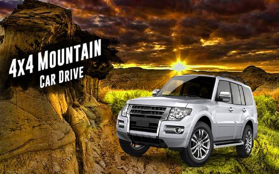 4x4 Mountain Car Driving 2018 ScreenShot3