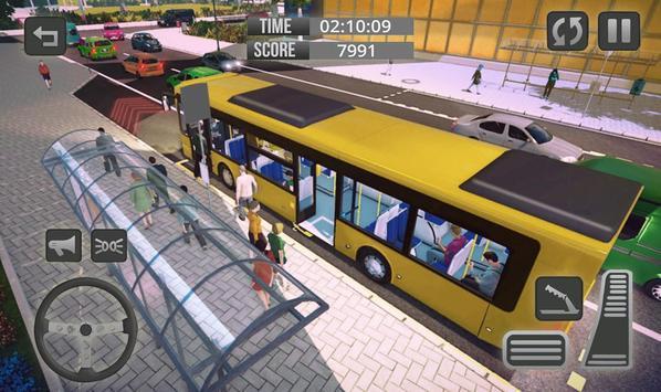 Coach Bus Simulator : Bus Games ScreenShot3