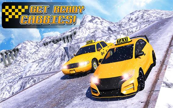 Taxi Driver 3D : Hill Station ScreenShot3