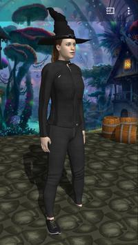 My Virtual Girl, pocket girlfriend in 3D ScreenShot3