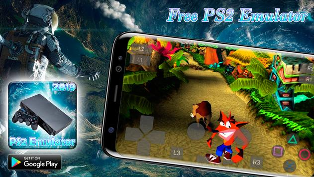 Free Pro PS2 Emulator Games For Android 2019 ScreenShot3